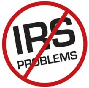IRS problems