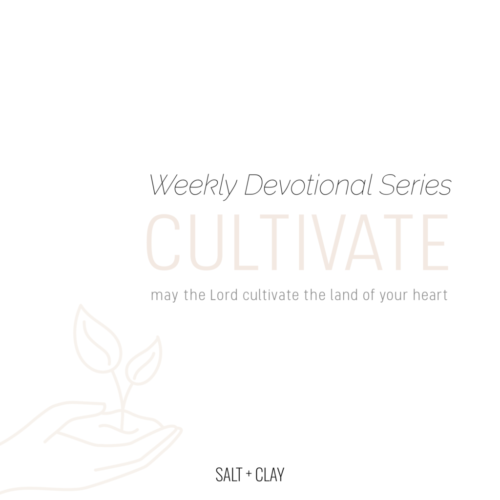 Cultivate Devotional