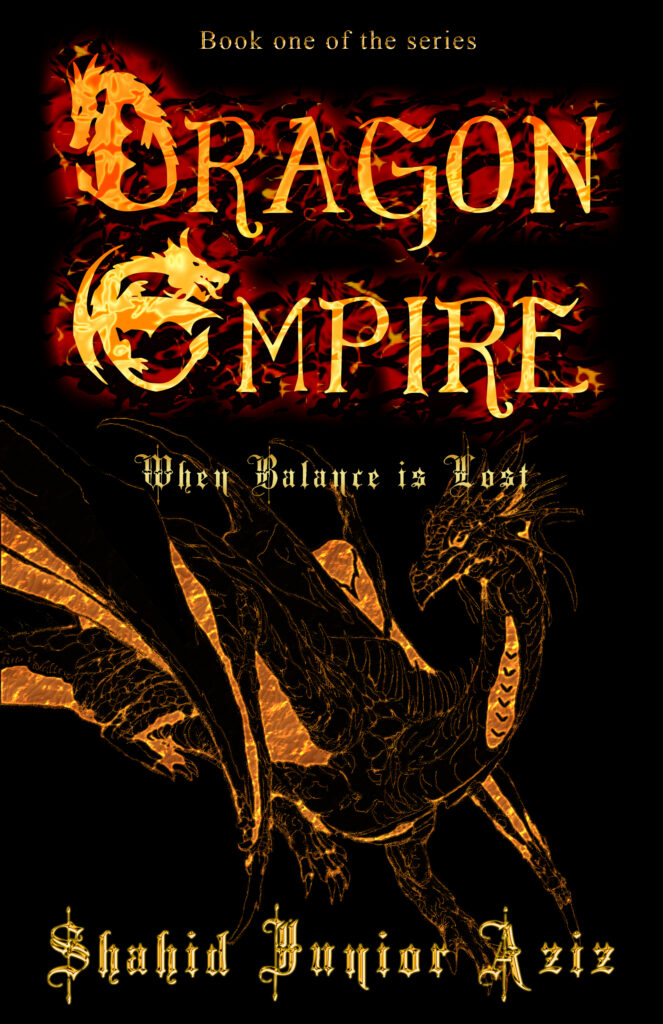 Dragon Empire charles sterling fantasy book