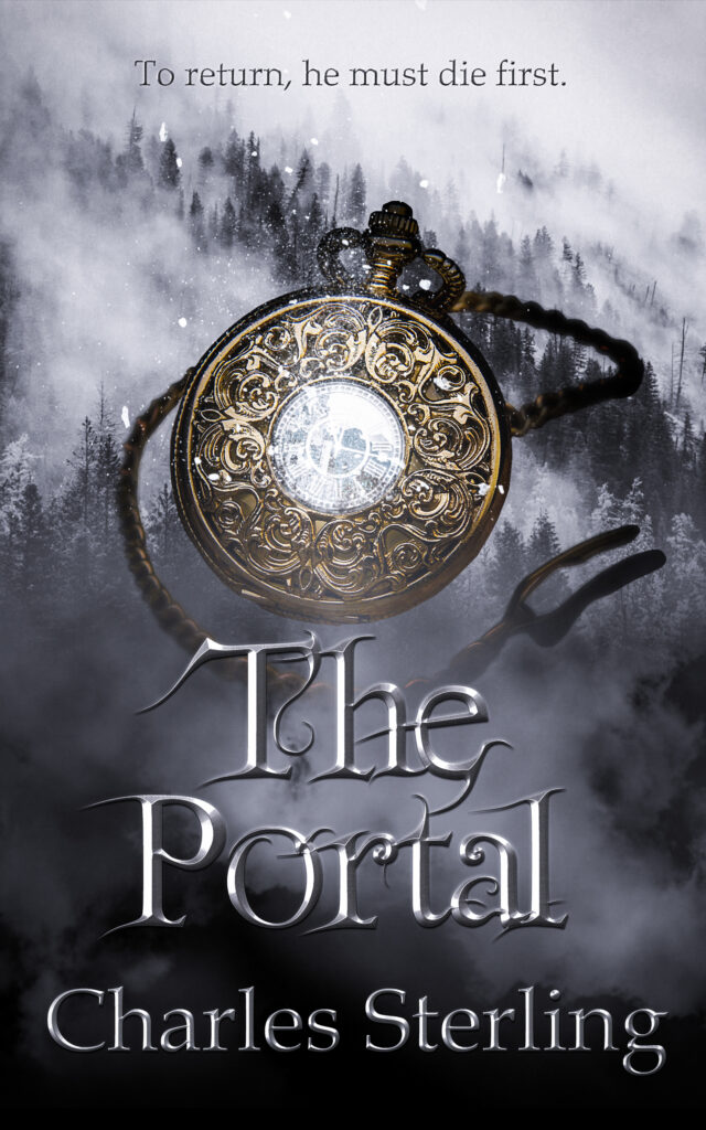 The Portal Charles Sterling fantasy book