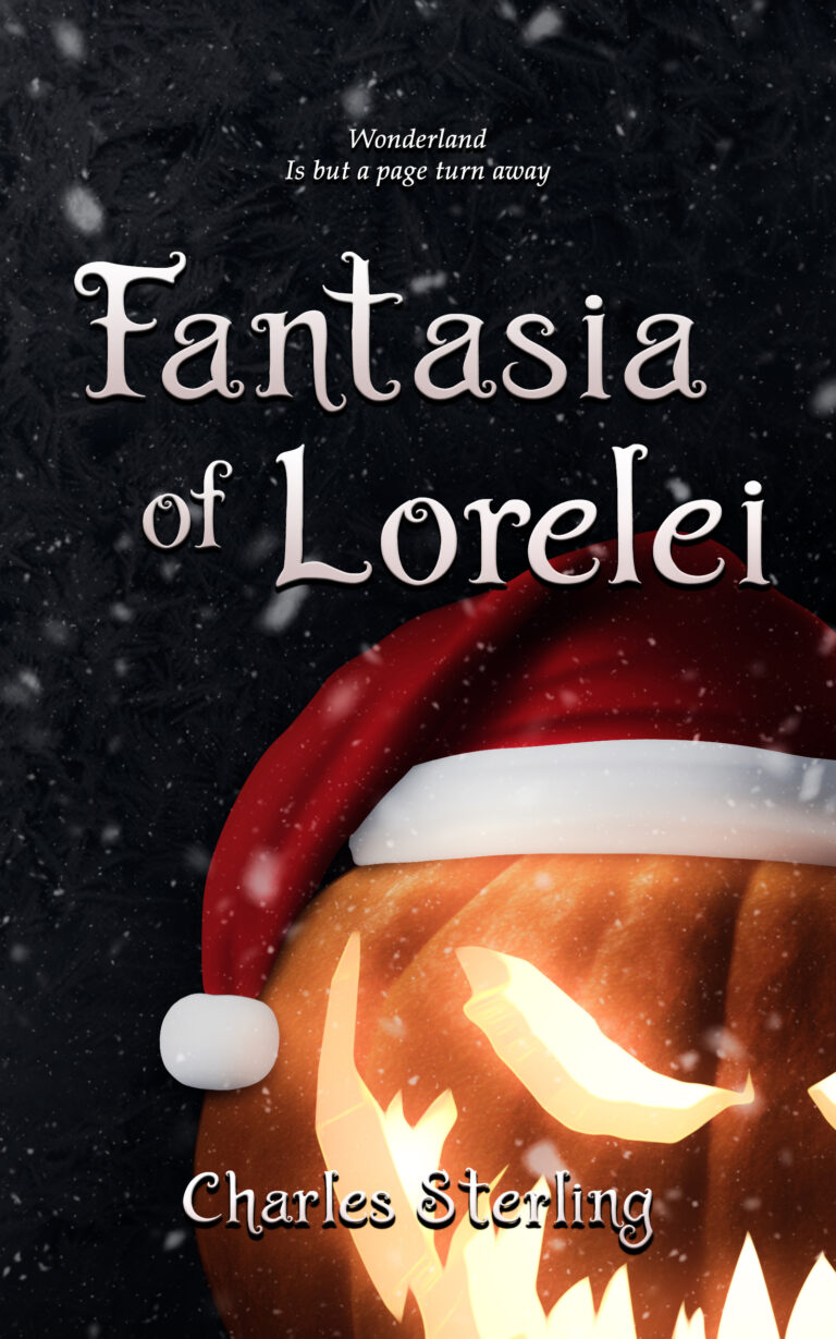 Fantasia of Lorelei fantasy book