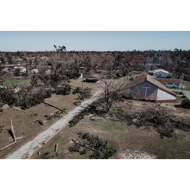 IDES Helping with Hurricane Recovery on Two Fronts