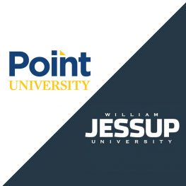 Point and Jessup Cited as 'Enrollment Success Stories'