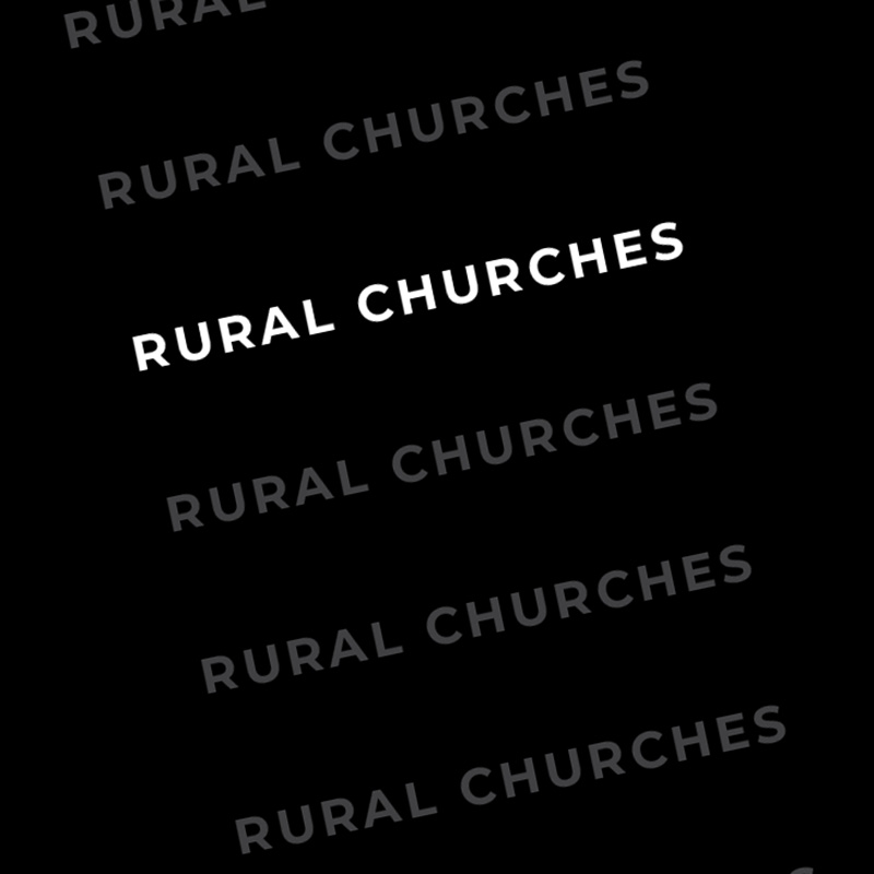 THE BIG CHALLENGE FACING SMALL CHURCHES (2): Rural Churches