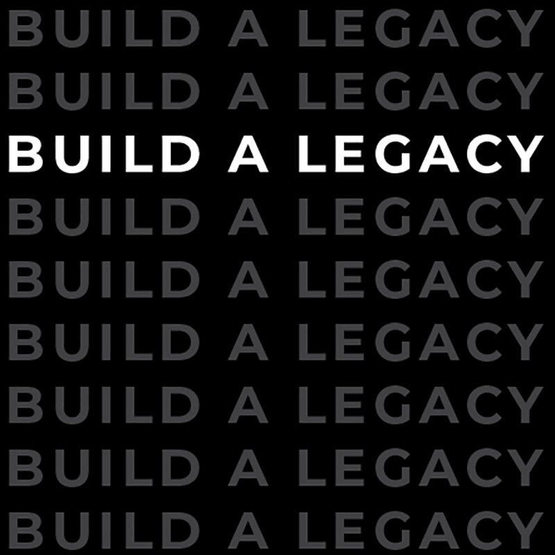 THE BIG CHALLENGE FACING SMALL CHURCHES (7): Build a Legacy