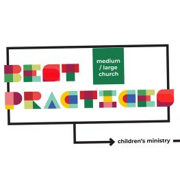 Children's Ministry Best Practices (Medium/Large Church): First Christian Church, Monticello, Ky.