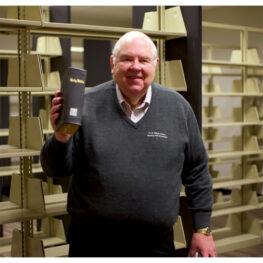 Elliott Library 'Cornerstone' Laid