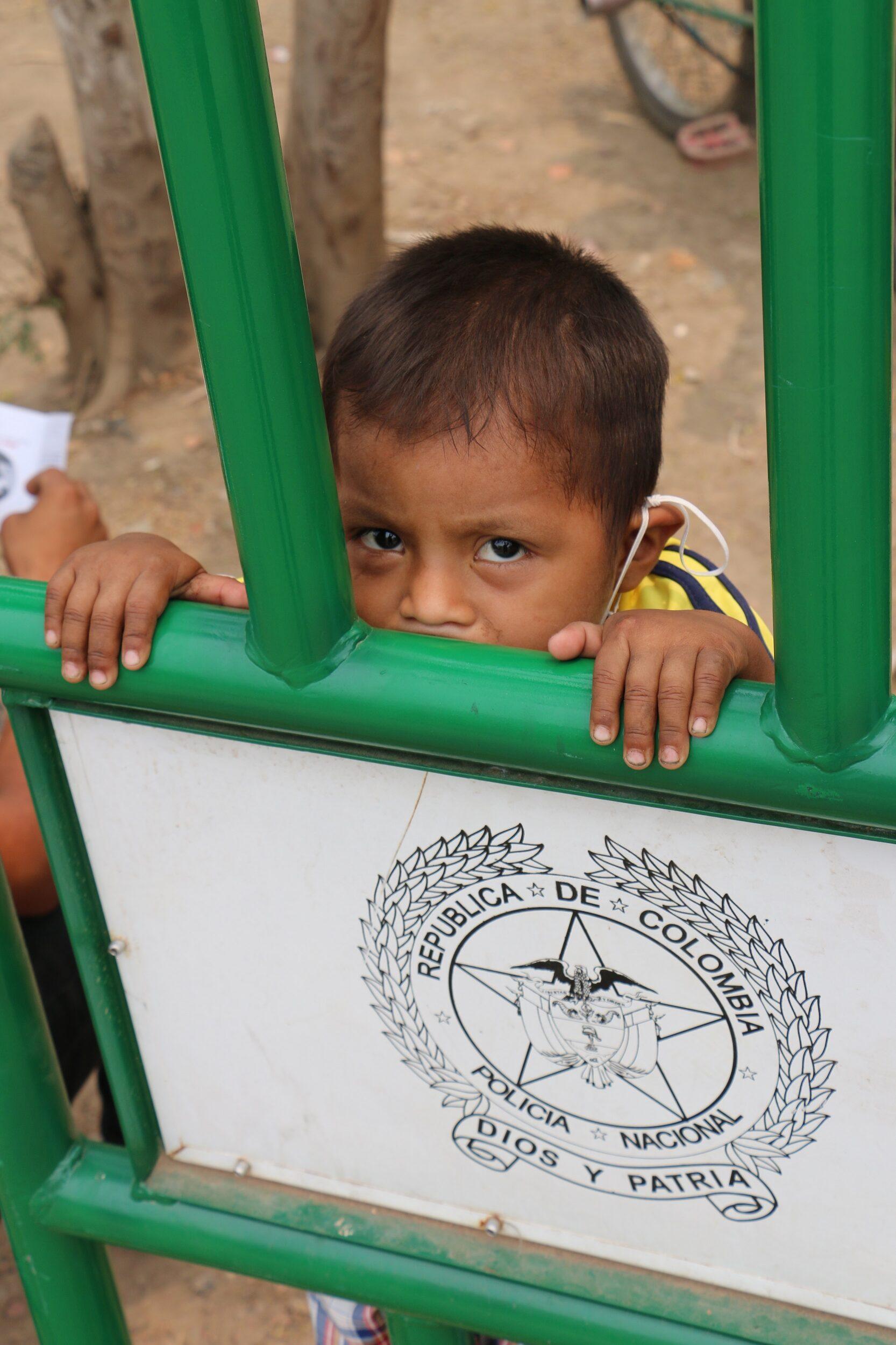 Steve Hide — Head of Mission Médecins sans Frontières, Colombia