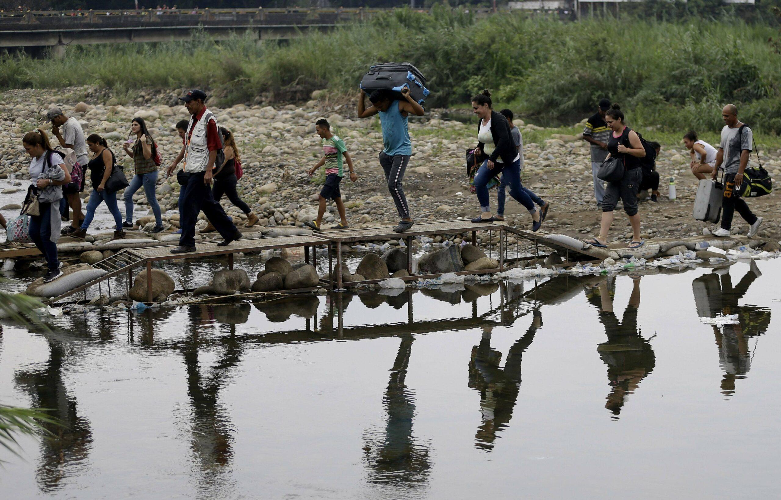 Jozef Merkz – Representante Residente Alto Comisionado de las Naciones Unidas para los Refugiados, Colombia.