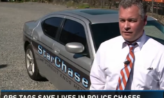 GPS Tags Save Lives in Police Chases