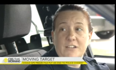 Cops' latest tool in high speed chases GPS projectiles   StarChase on CBS This Morning