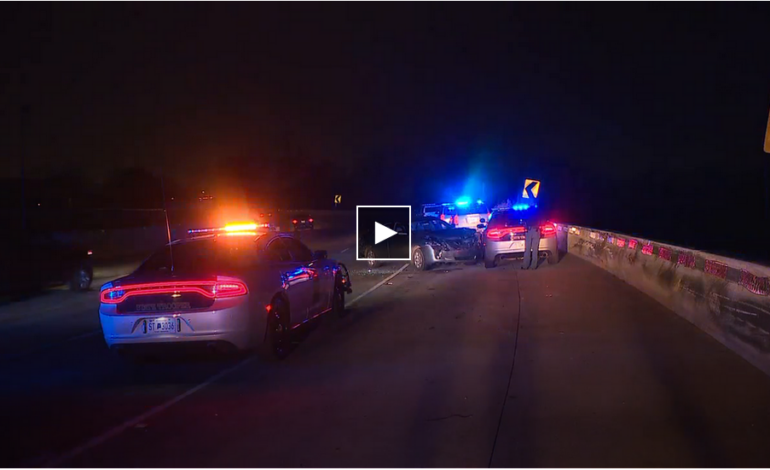 High tech device puts the brakes on high speed police chases
