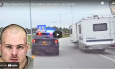 Man In RV Leads Police On High-Speed Chase
