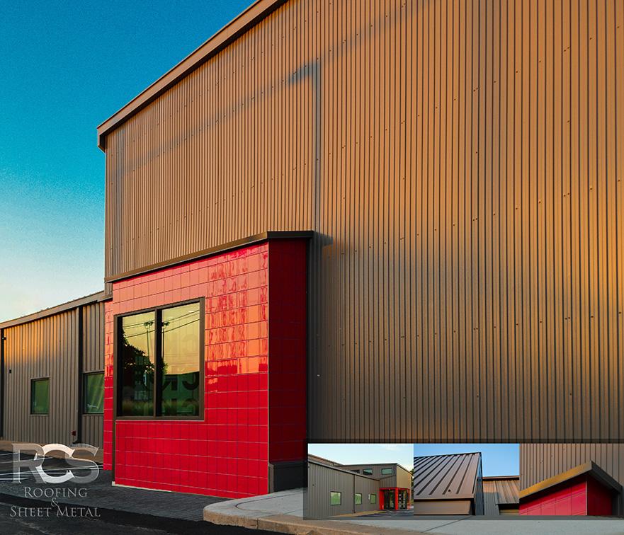 RCS Roofing and Sheet Metal - Denton