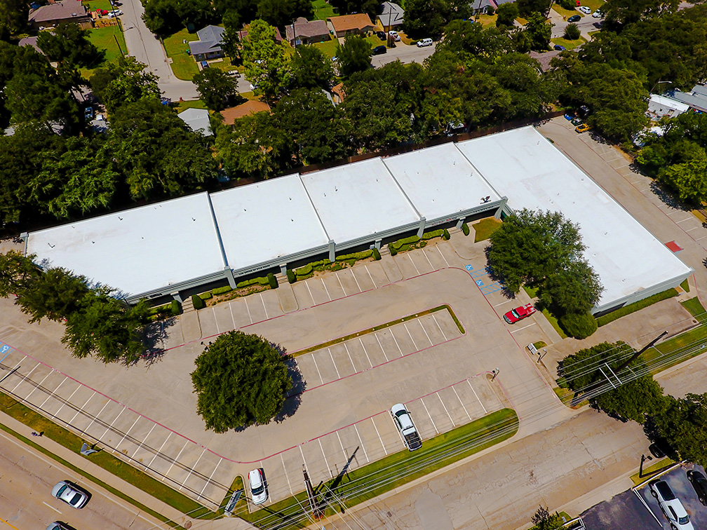 Commercial Roof Replacement - Dallas Fort Worth