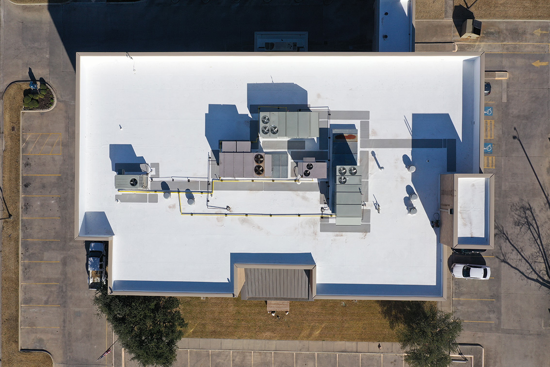 Commercial Roofs - North DFW