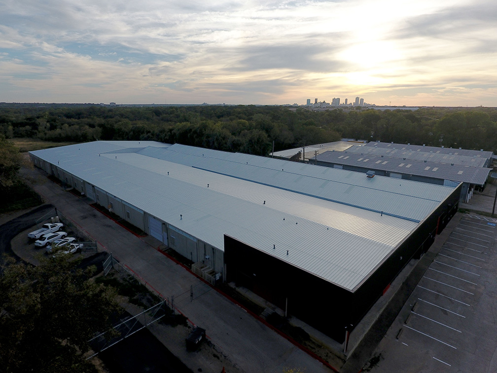 Commercial Metal Roofs