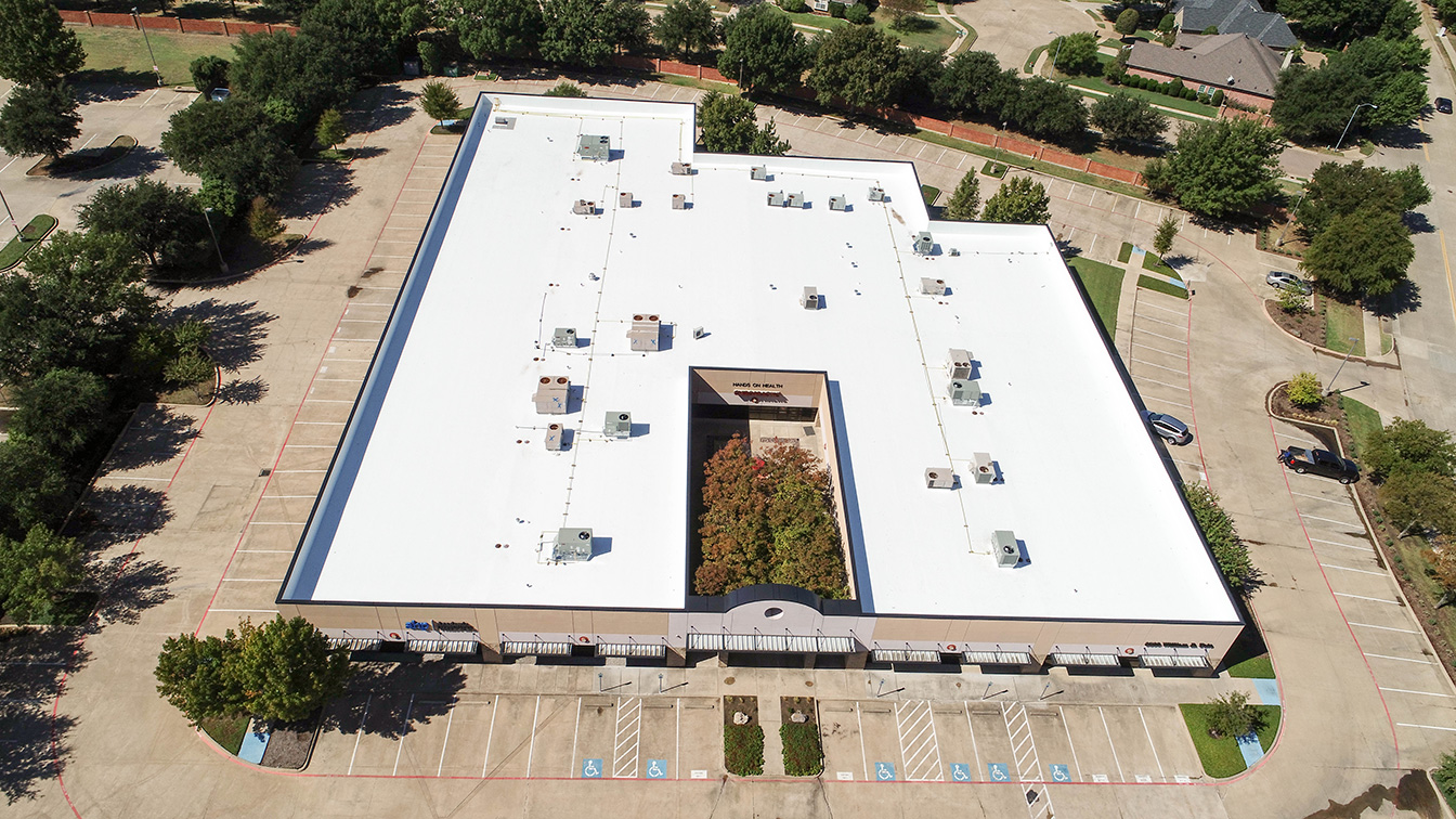 Commercial Roofing - Fort Worth