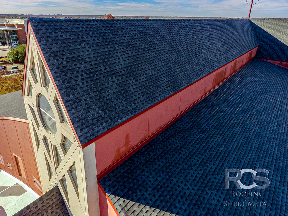 Church Roofing