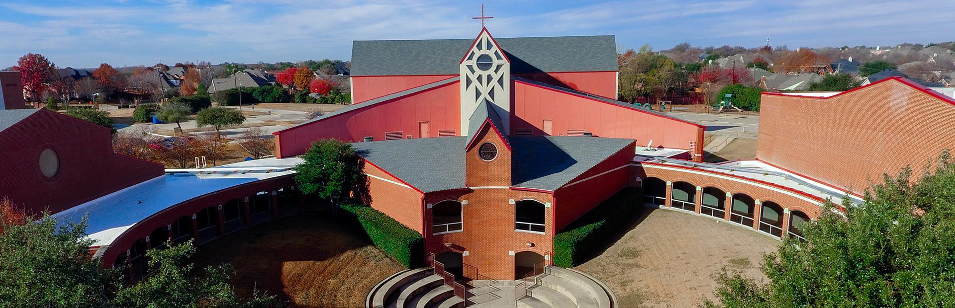 Church Roofing - Dallas Fort Worth & Denton