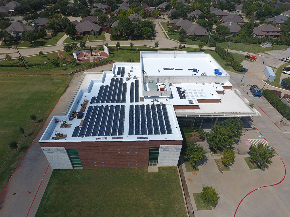 Commercial Roofing Company - Denton, Texas