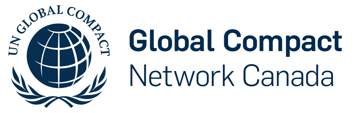 Global Compact Network Canada logo