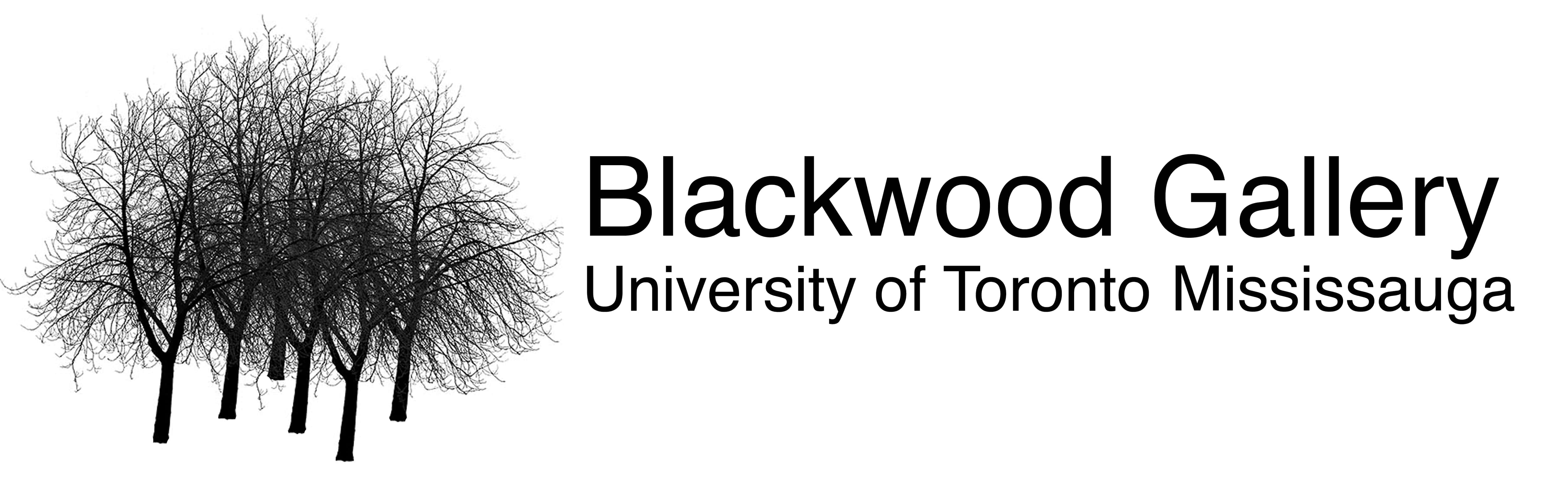 Blackwood Gallery Logo