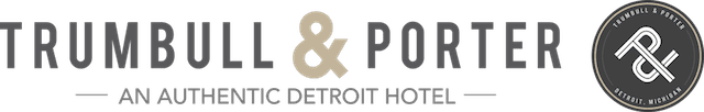 Authentic Detroit Corktown Hotel l Trumbull and Porter l