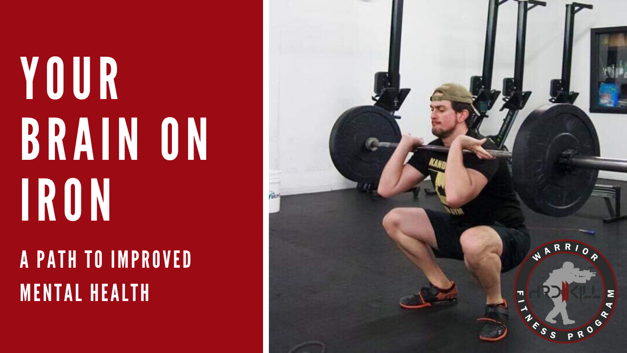 Your Brain On Iron – How Lifting Can Improve Your Mental Health