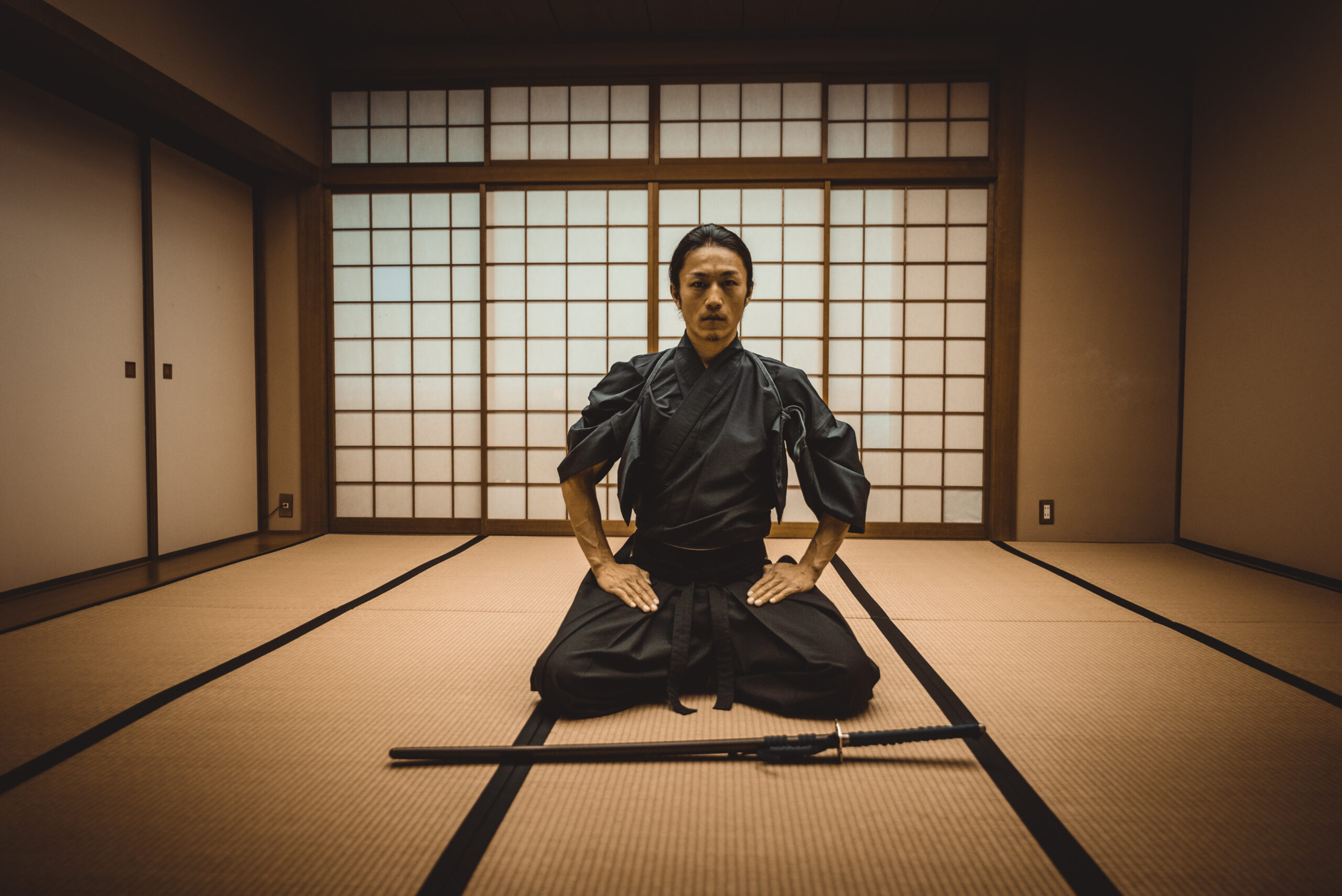 Samurai Strength: Using Mindfulness For Better Fitness, Focus, And Life