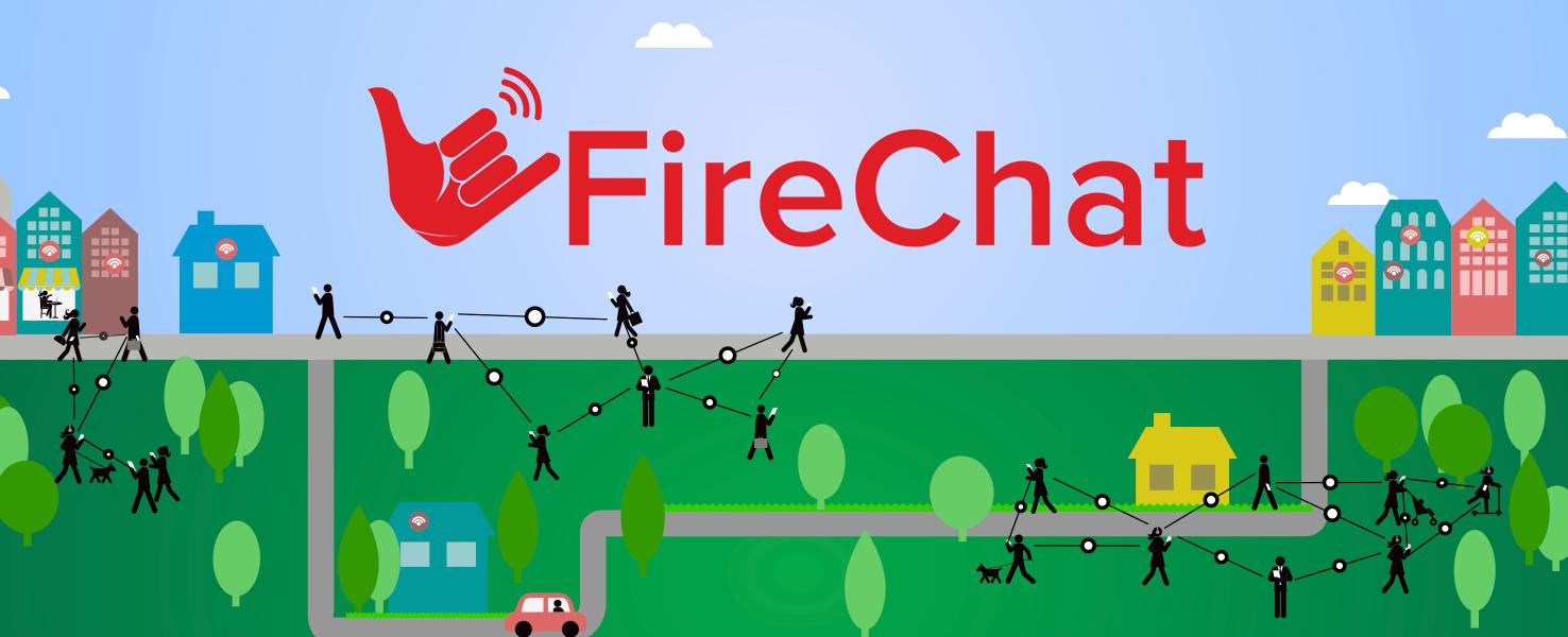 FireChat; Nueva Arma Social de Protesta