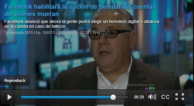 Heredero Digital | Facebook habilitará la opción de heredar las cuentas de quienes mueran