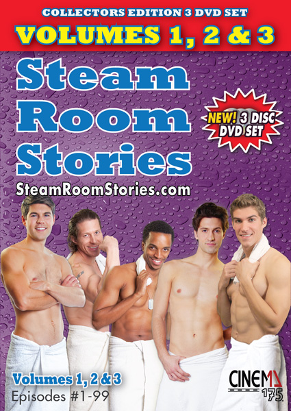 Steam Room Stories Compilation: Volumes 1-3