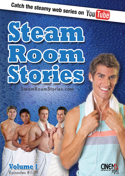 Steam Room Stories: Volume 1