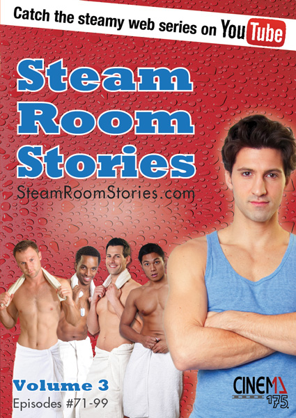 Steam Room Stories: Volume 3