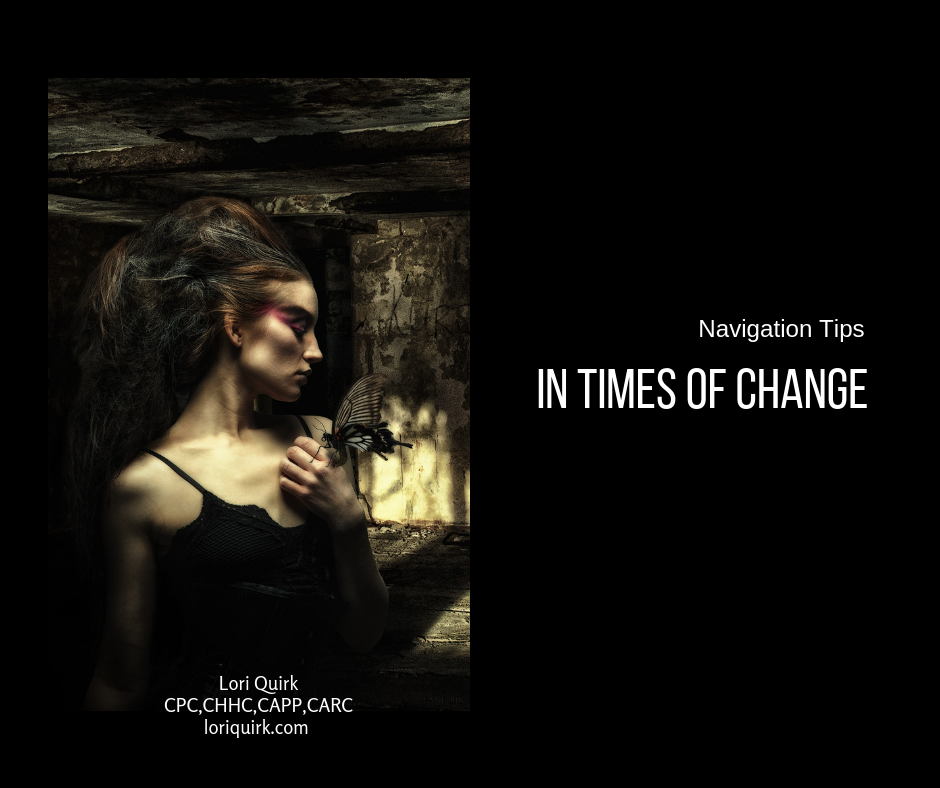 In Times Of Change