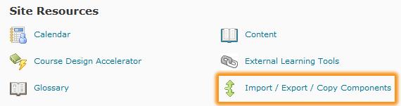 Import Export Copy link