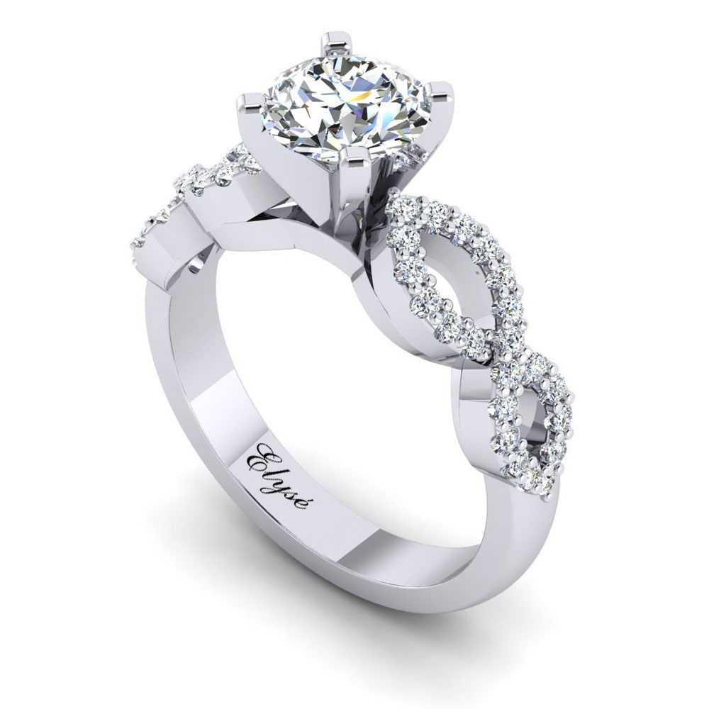 The Union Round Brilliant Engagement Ring Image