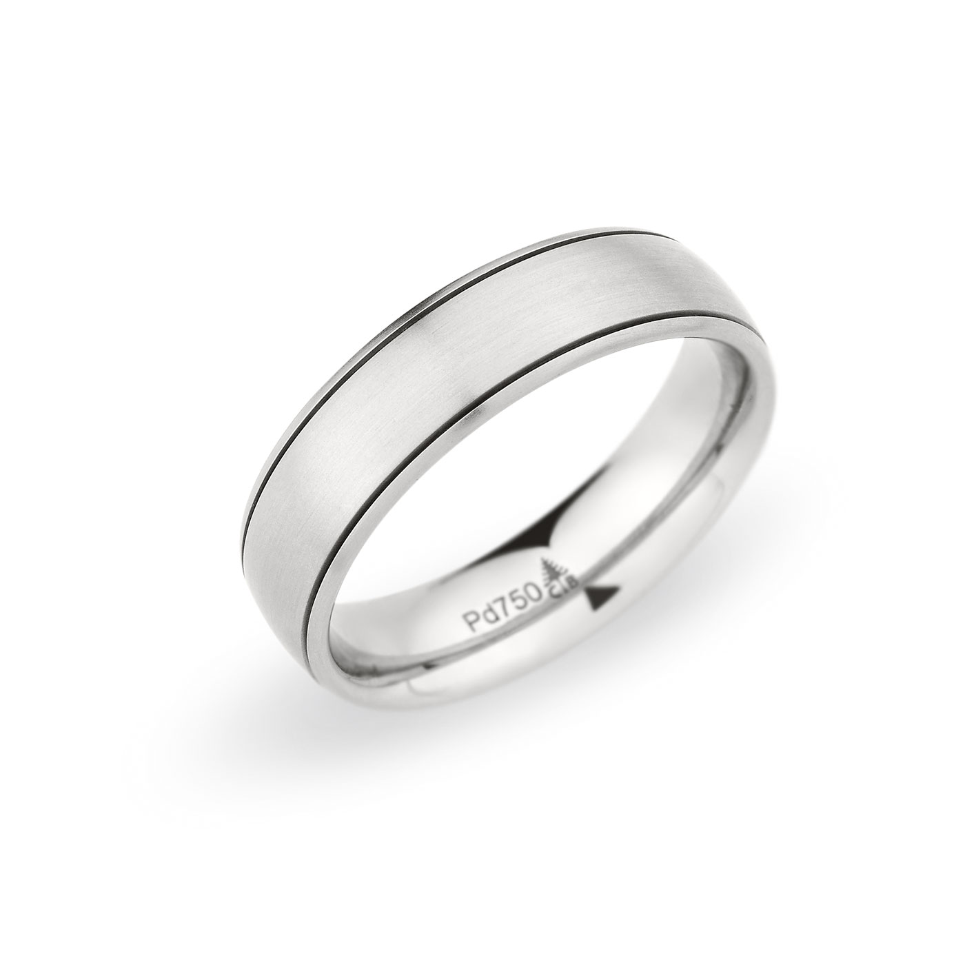 Christian Bauer Traditional 6.0mm Band Image