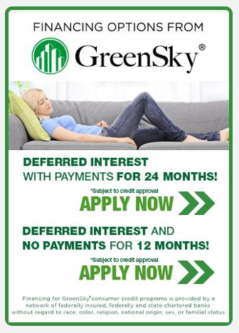 GreenSky® Financing