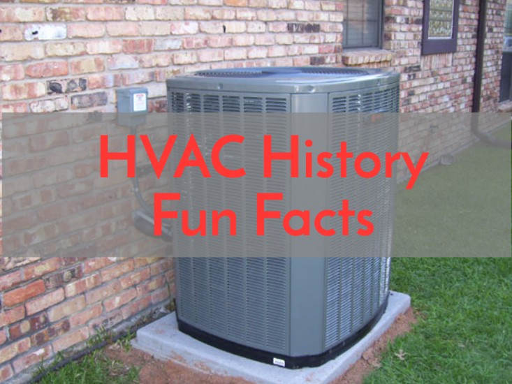 HVAC History Fun Facts