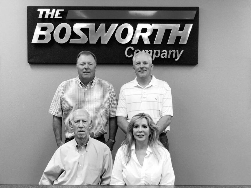 The Bosworth Company Announces Team Changes
