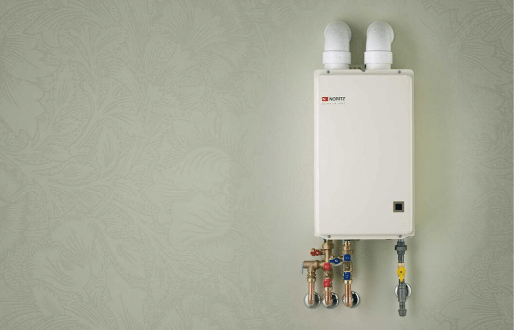 Why Choose a Tankless Water Heater?