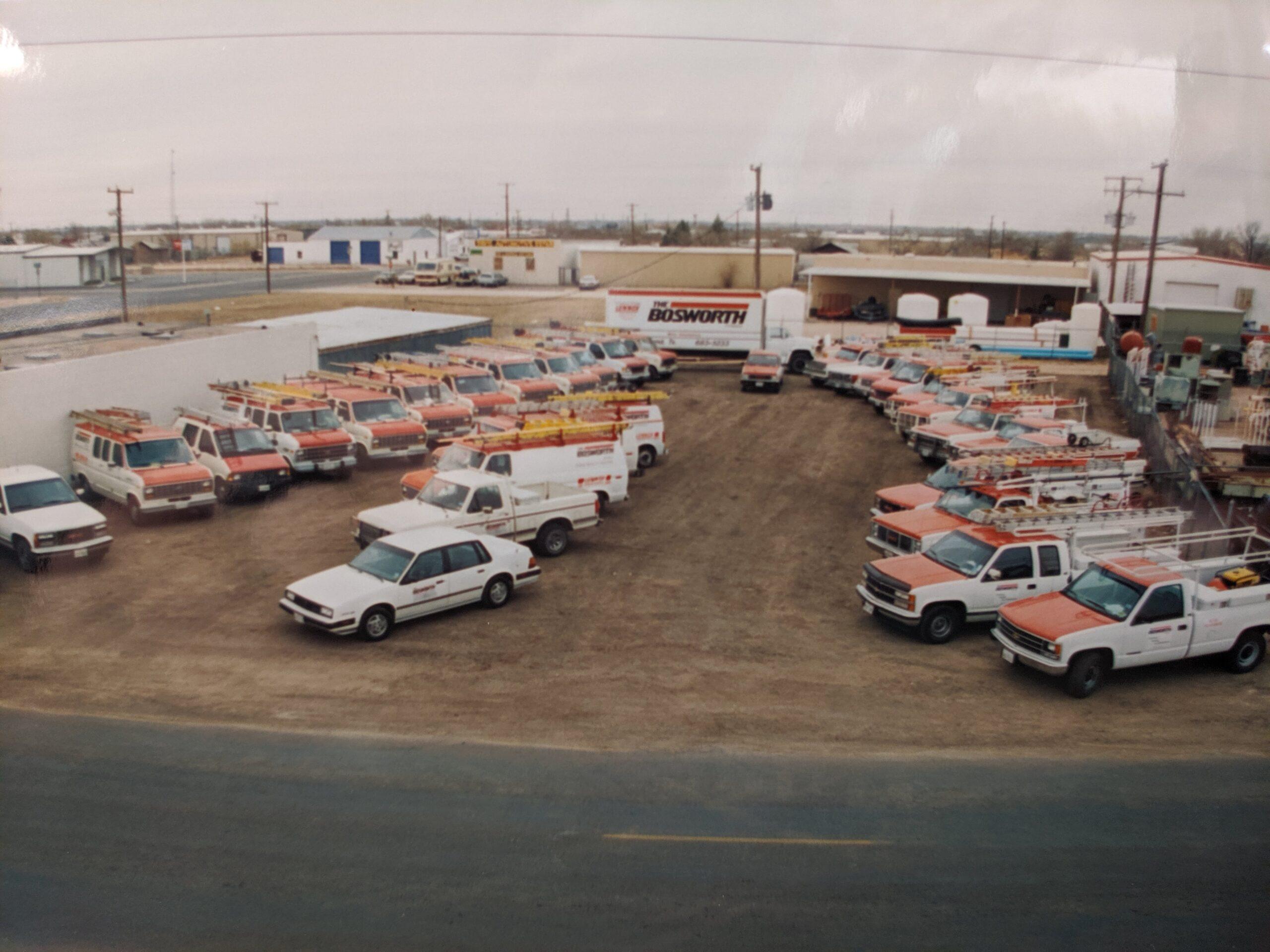 Historic Fleet Photo