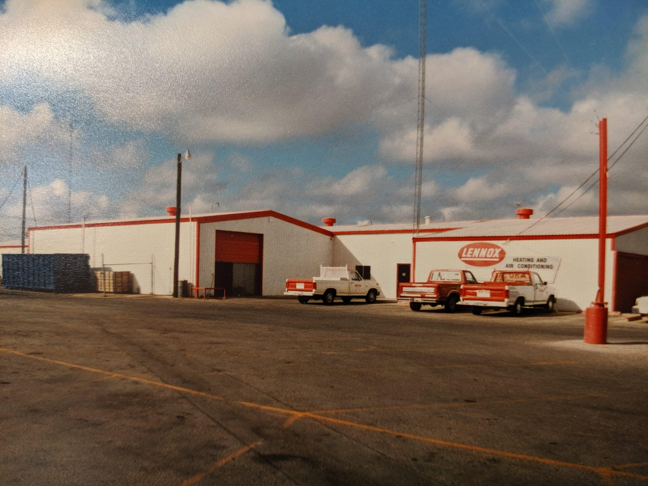 Lennox Warehouse