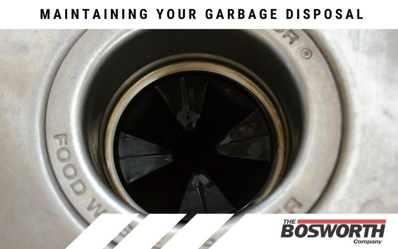 Maintaining Your Garbage Disposal