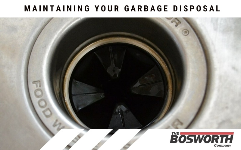 Maintaining Your Garbage Disposal