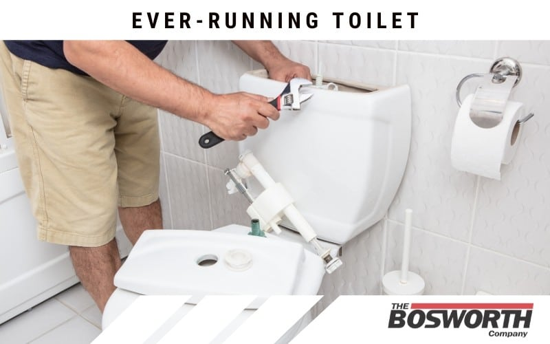 Ever-Running Toilet