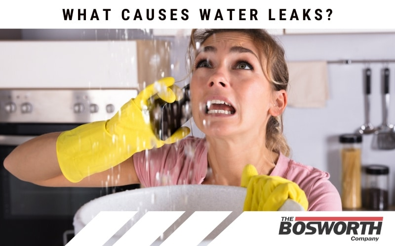 What Causes Water Leaks?