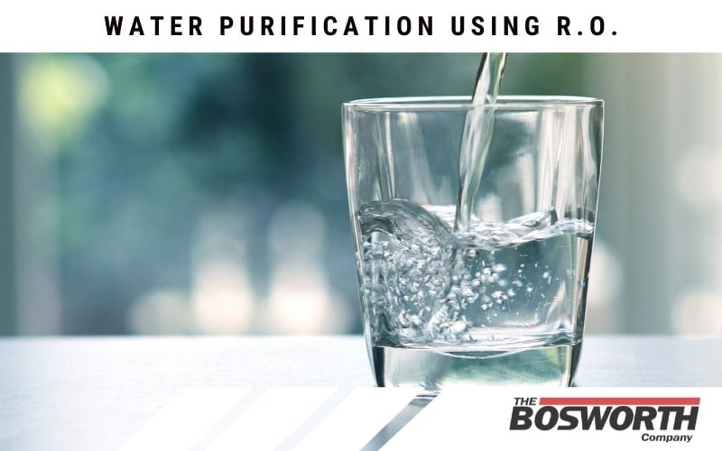 Water Purification Using R.O.